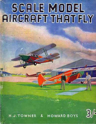 Scale Model Aircraft That Fly - cover thumbnail