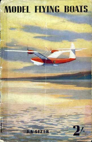 Model Flying Boats - cover thumbnail