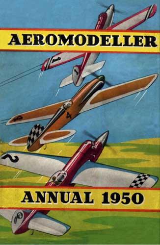 Aeromodeller Annual 1950 - cover thumbnail