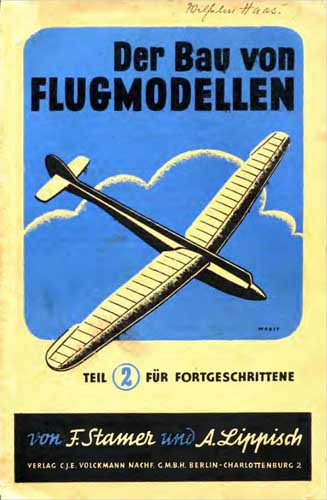 Der Bau von Flugmodellen - cover thumbnail