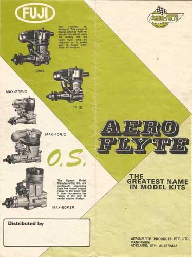 Aero-Flyte 1970 (RCL#1028)