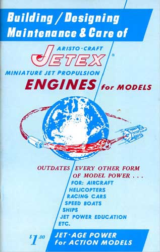 Aristo-Craft Jetex Engines for Models - cover thumbnail