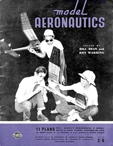 Model Aeronautics (RCL#1030)