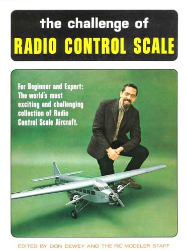 Challenge of Radio Control Scale - cover thumbnail
