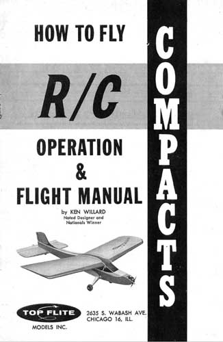 How to Fly R/C Compacts: Operation & Flight Manual - cover thumbnail