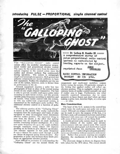 Galloping Ghost (RCL#1053)