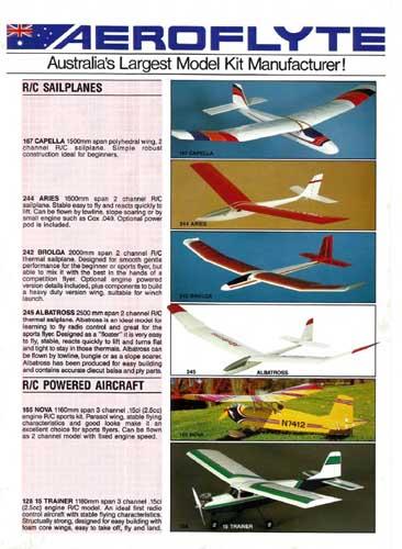 Aeroflyte 1987 (RCL#1070)
