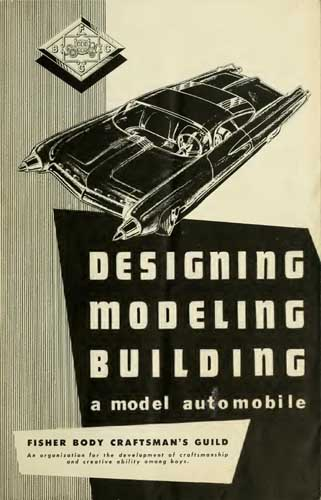 Designing, Modelling, Building a Model Automobile (RCL#1096)