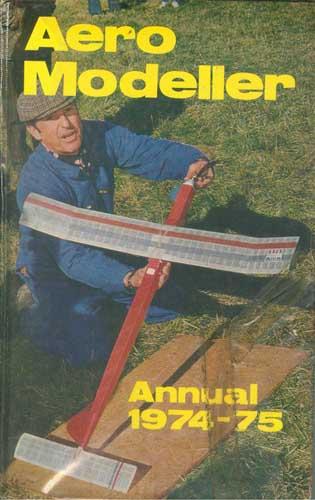 Aeromodeller Annual 1974-75 (RCL#1127)