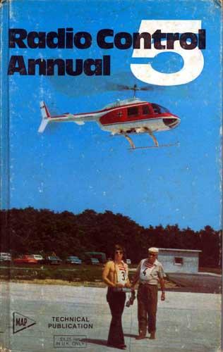 Radio Control Annual No. 5 - cover thumbnail