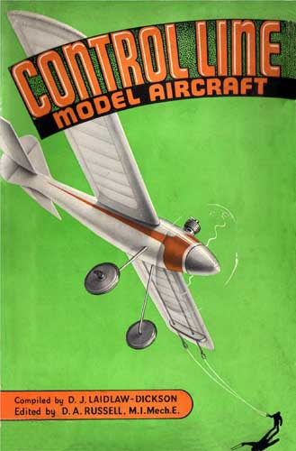Control Line Model Aircraft - cover thumbnail