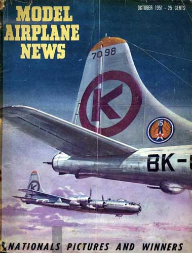 Model Airplane News 1951/10 October