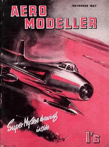Aeromodeller 1957/11 November (RCL#1191)