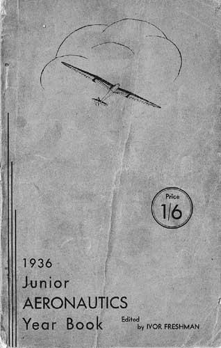 Junior Aeronautics Year Book (RCL#1206)