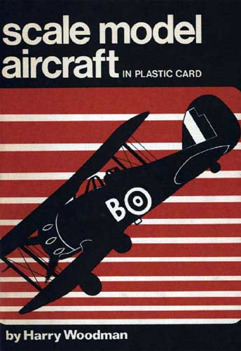 Scale Model Aircraft in Plastic Card (RCL#1216)
