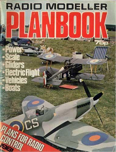 Radio Modeller Planbook (RCL#1222)