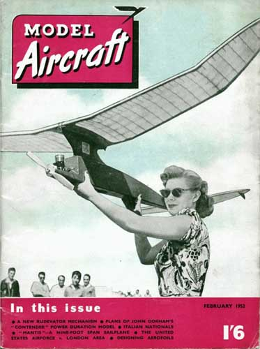 Model Aircraft 1952/02 February (RCL#1237)