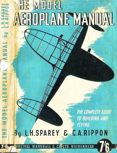 Model Aeroplane Manual (RCL#1239)