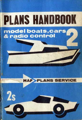 Plans Handbook 2: Model Boats, Cars & Radio Control