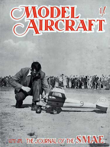 Model Aircraft 1946/06 June