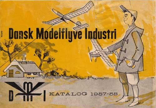 DMI Katalog 1957-58 (RCL#1270)