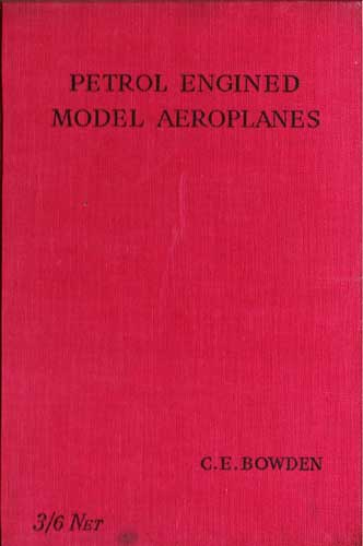 Petrol Engined Model Aeroplanes