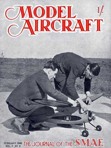 Model Aircraft 1946/02 February (RCL#1286)