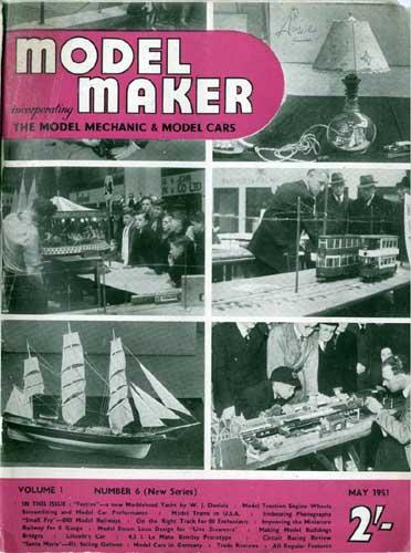 Model Maker 1951/05 May (RCL#1312)