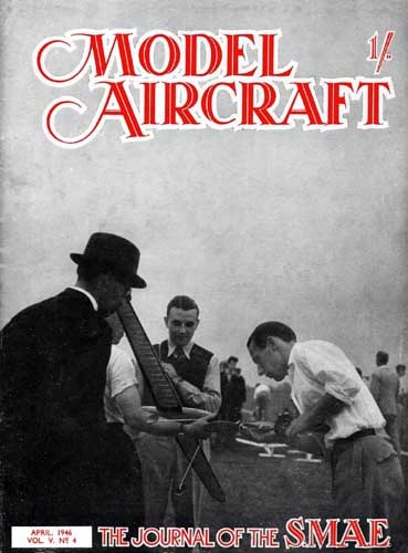 Model Aircraft 1946/04 April
