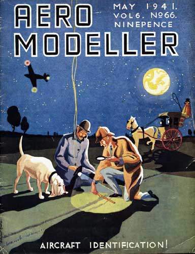 AeroModeller 1941/05 May - cover thumbnail