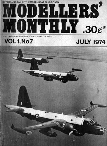 Modellers' Monthly 1974/07 July