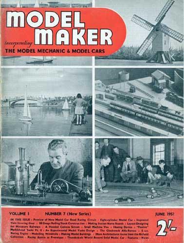 Model Maker 1951/06 June (RCL#1388)