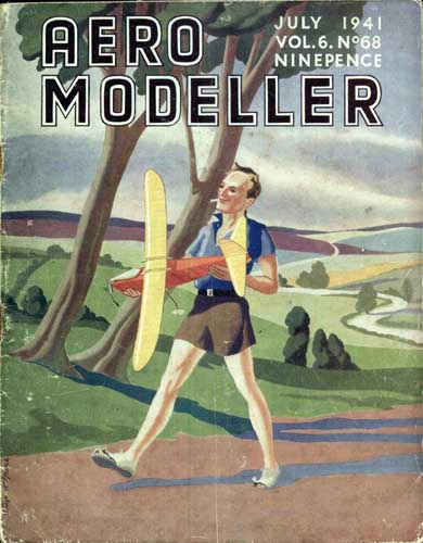 AeroModeller 1941/07 July (RCL#1399)
