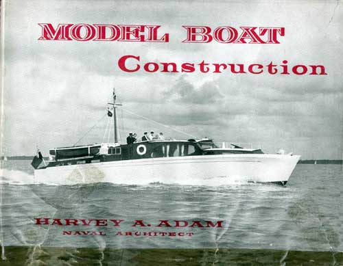 Model Boat Construction - cover thumbnail