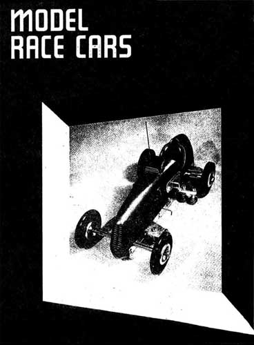 Model Race Cars 1948/05 May - cover thumbnail