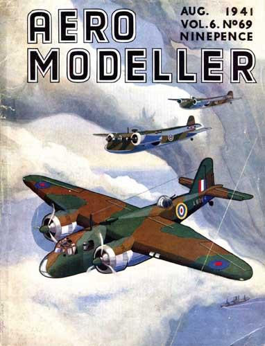 AeroModeller 1941/08 August (RCL#1420)