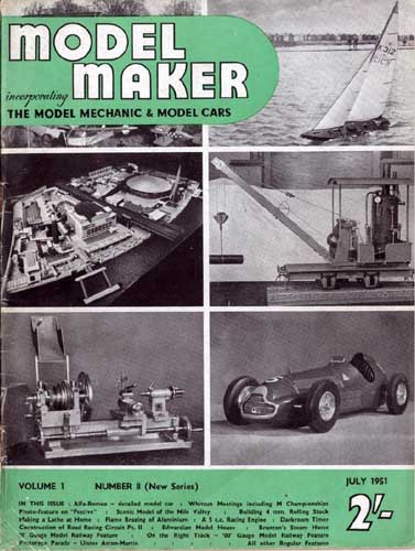 Model Maker 1951/07 July (RCL#1425)