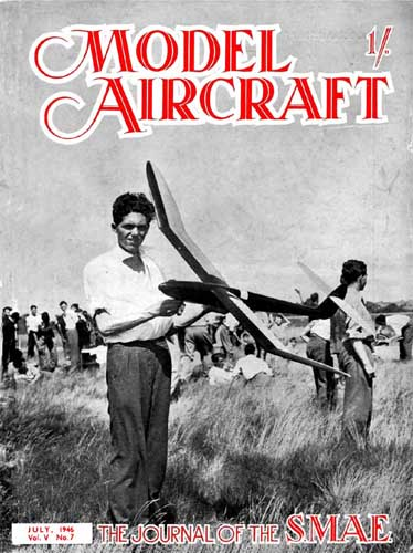 Model Aircraft 1946/07 July