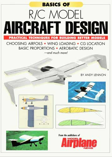 Basics of R/C Model Aircraft Design (RCL#1433)