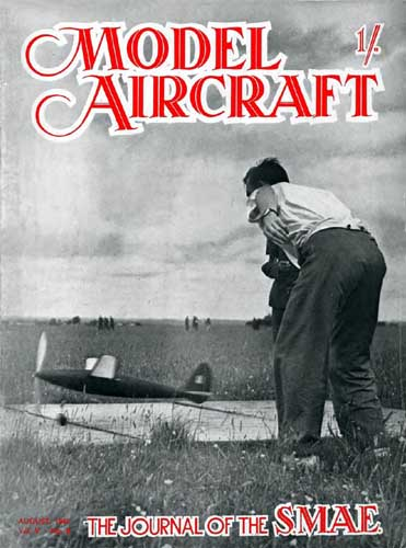 Model Aircraft 1946/08 August