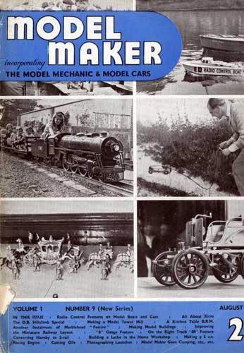 Model Maker 1951/08 August (RCL#1465)