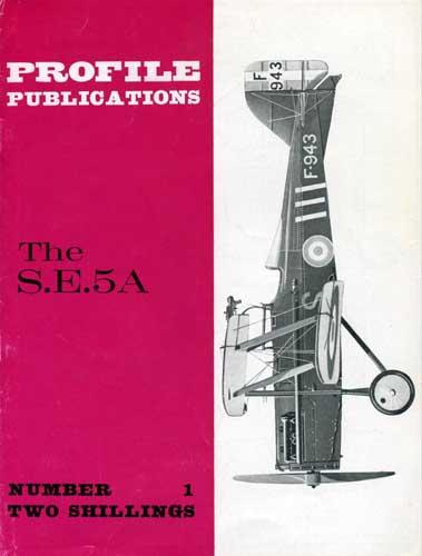 Profile Publications No. 001: S.E.5a (RCL#1489)
