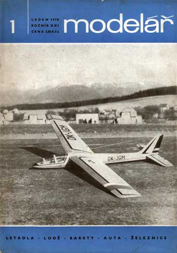 Model�ř/ Modelar 1970/01 January  - click to view RCLibrary page