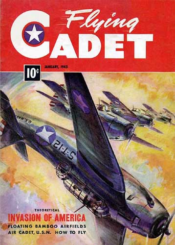 Flying Cadet 1943/01 January (RCL#1502)