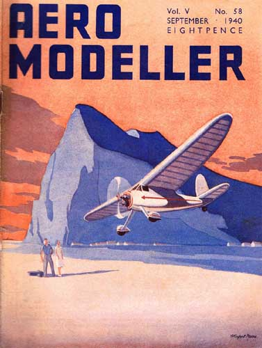 AeroModeller 1940/09 September (RCL#1530)