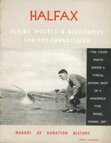 Halfax Catalogue - cover thumbnail