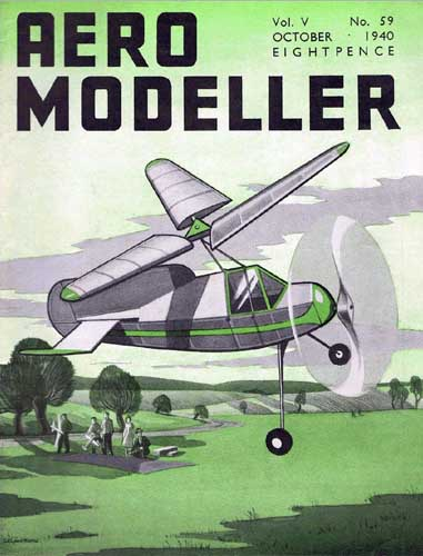 AeroModeller 1940/10 October (RCL#1541)