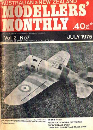 Modellers' Monthly 1975/07 July