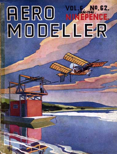 AeroModeller 1941/01 January (RCL#1569)