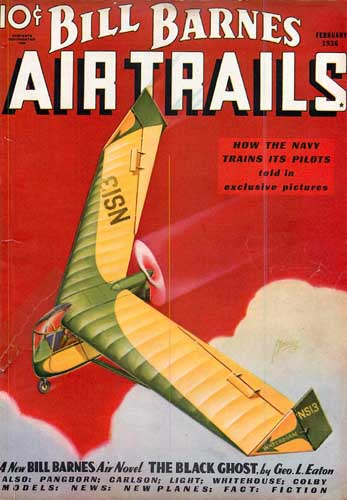 Air Trails 1936/02 February (RCL#1578)